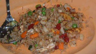 潮州炒飯 teochew fried rice [潮州風チャーハン]
