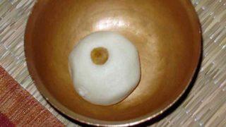 サンデシュ Sandesh [ベンガル地方の練り菓子]