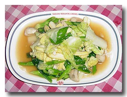 パッパックルアミ 五目野菜炒め