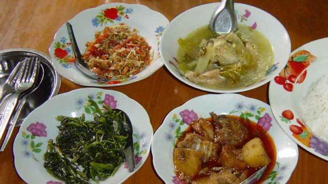 チェッターヒンなどミャンマーカレー