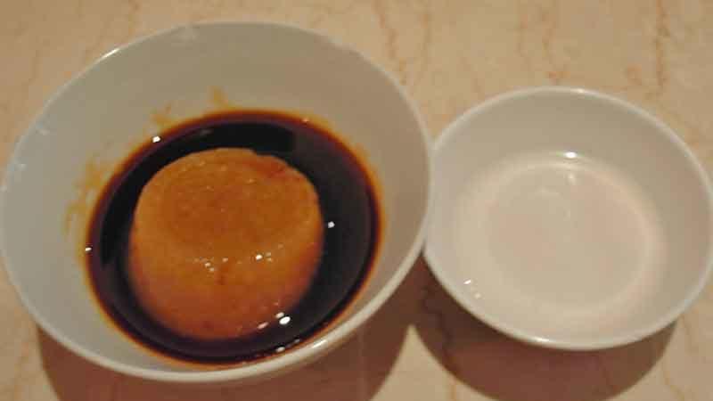 サゴ・プディング sago pudding [サゴ椰子のタピオカプリン]