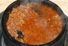 ムサカ moussaka [挽肉と茄子の煮込み]