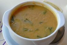 ショルバ・アッダス (レンズ豆のスープ)