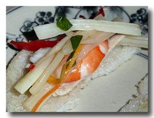 ゴイ・ゴー・セン [蓮の茎のサラダ]