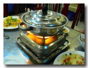 ラウカバサ バサ魚鍋