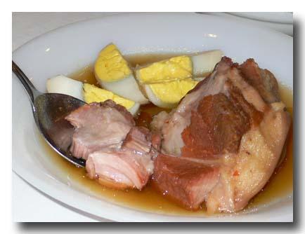 豚肉のココナッツジュース煮