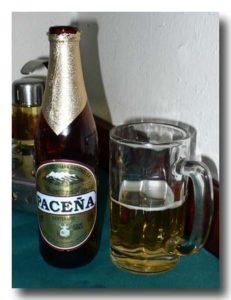 ボリビアビール:ラパスのパセーニャ