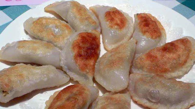 潮州煎笋[米果] [潮州風タケノコ餃子]