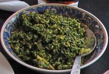 マッルン mallun [刻み野菜とココナッツの炒めもの]