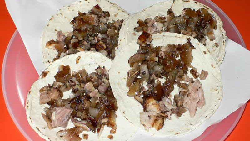 タコス tacos