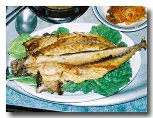 安東名物塩鯖
