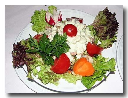 ルス・サラタス トルコ風ポテトサラダ