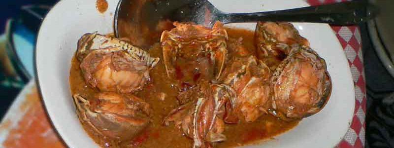 チリンドロン・デ・ランゴスタ chilindrón de langosta [ロブスターのトマト煮]