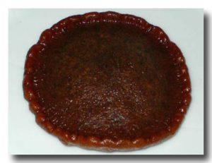 チュチュ chu-chu 黒米粉の蒸しケーキ