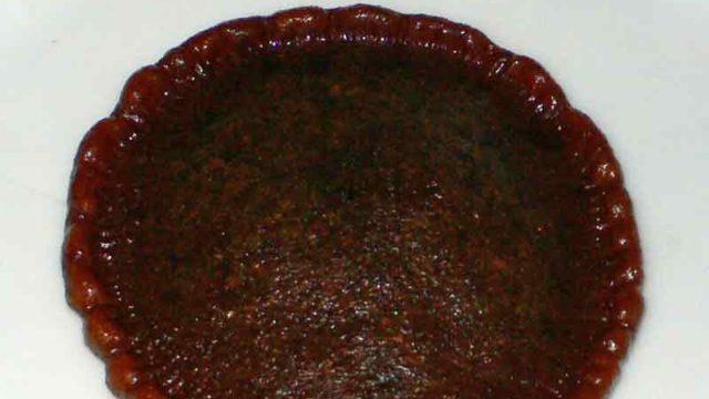 チュチュール 黒米粉の蒸しパン