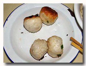 生煎饅頭 焼き小籠包2