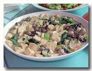 豆腐海蛎子 豆腐と牡蛎のうま煮