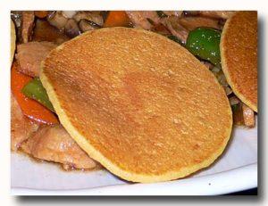 玉米餅 トウモロコシのパンケーキ
