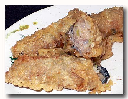 蚵捲 牡蠣巻
