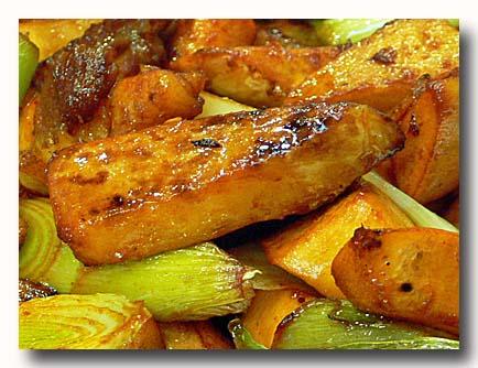 鮮筍醤炒肉 筍と豚肉の炒め物 あっぷ