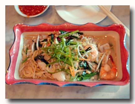 フライドホッケンミー シンガポール風福建麺