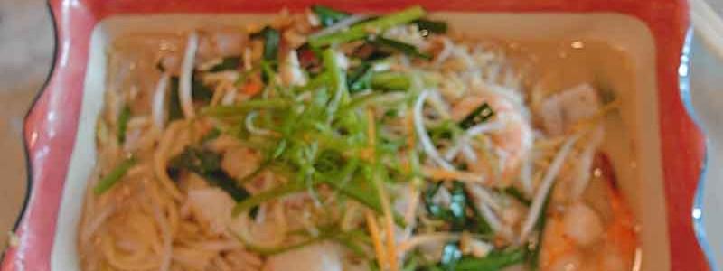 フライド・ホッケンミー fried hokkien mee [福建麺]