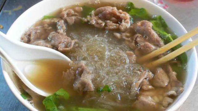 當歸羊肉湯 dàng guī yáng ròu tāng [羊肉入り薬膳スープ]