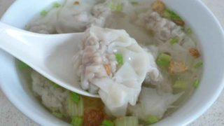 扁食 biǎn shí [ワンタン]