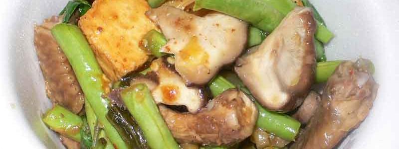 滷味 lǔ wèi [スープ煮]