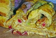 ムルタバ・テルバリク インドネシアの卵焼き