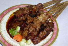 サテ・カンビン 羊の串焼き