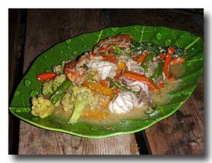 チャプチャイ・アチェ アチェ風の野菜のうま煮