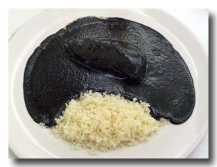 モーレ・ネグロ 鶏むね肉のチョコレートソース