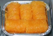 マイ・トーン/フォイ・トーンไหม(ฝอย)ทอง [アヒルの卵素麺]