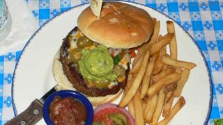 アンブルゲサ・メヒコ hamburguesa mexico [メキシカンバーガー]