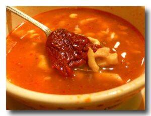 骨髄スープ