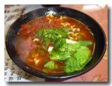 番茄牛肉麺