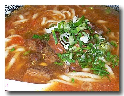 番茄牛肉麺  [トマト牛肉麺]