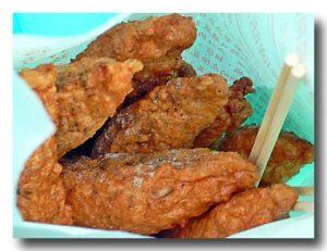 旗魚黒輪 カジキマグロの卵入り薩摩揚げ