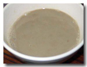 黒豆漿 黒豆豆乳