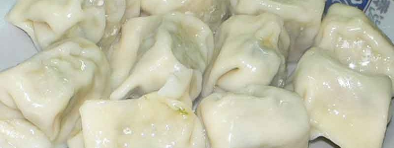 海苔水餃 hǎi tái shuǐ jiǎo [水餃子]