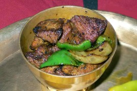 カシコセクワ ネパール風串焼き