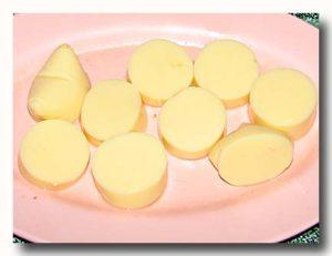 タイスキの具 卵豆腐