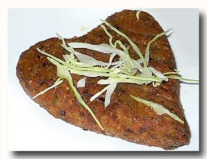 ベジタブルカツレツ 野菜コロッケ