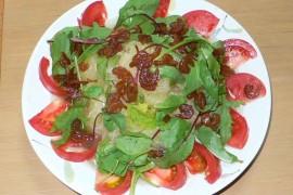 ゴイ・ブォーイ風 グレープフルーツのサラダ