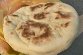 バレ パレ チベット風パン