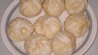モモ チベット風餃子