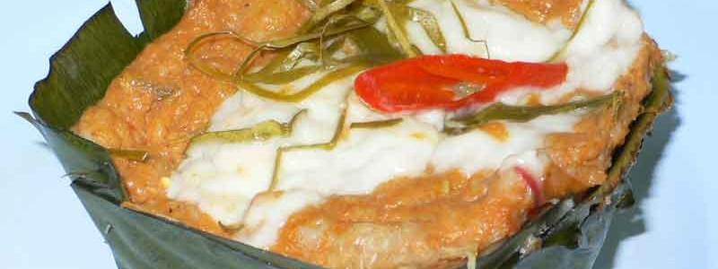 ホーモック 魚のすり身の蒸し物