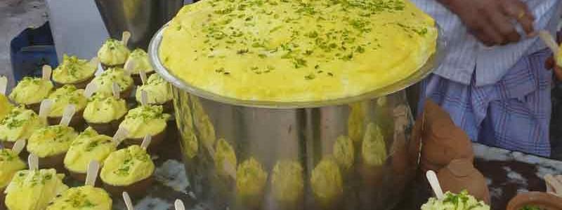 マライヨ バラナシのミルクメレンゲ