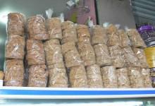 ビハールティルクット ガヤのごまのお菓子